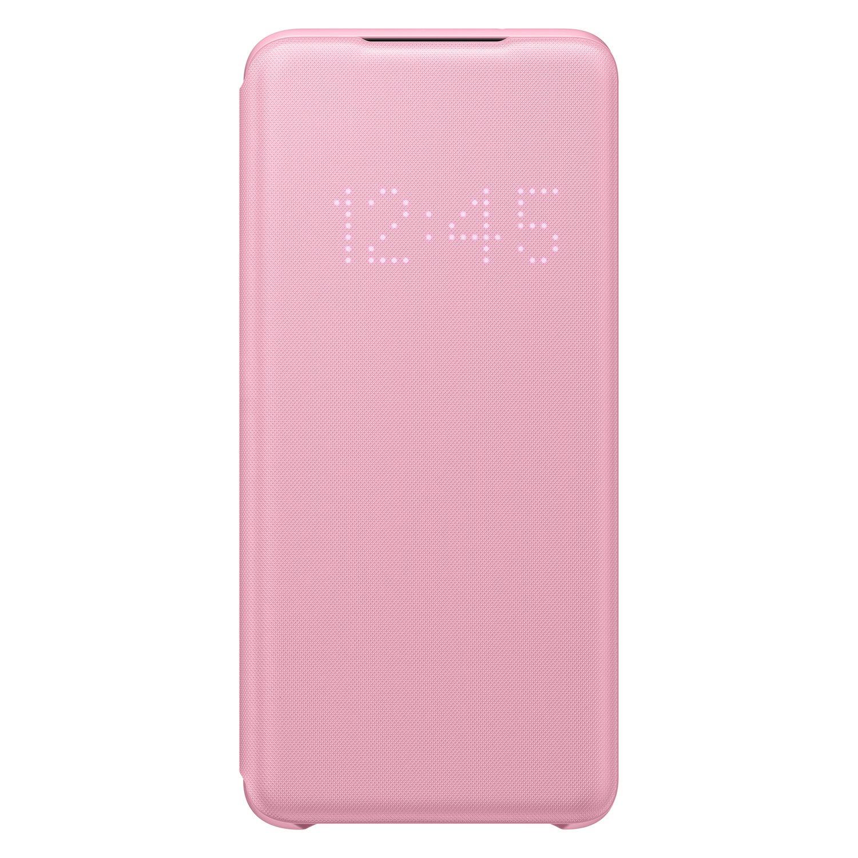 Samsung Flipové pouzdro LED View S20 Pink