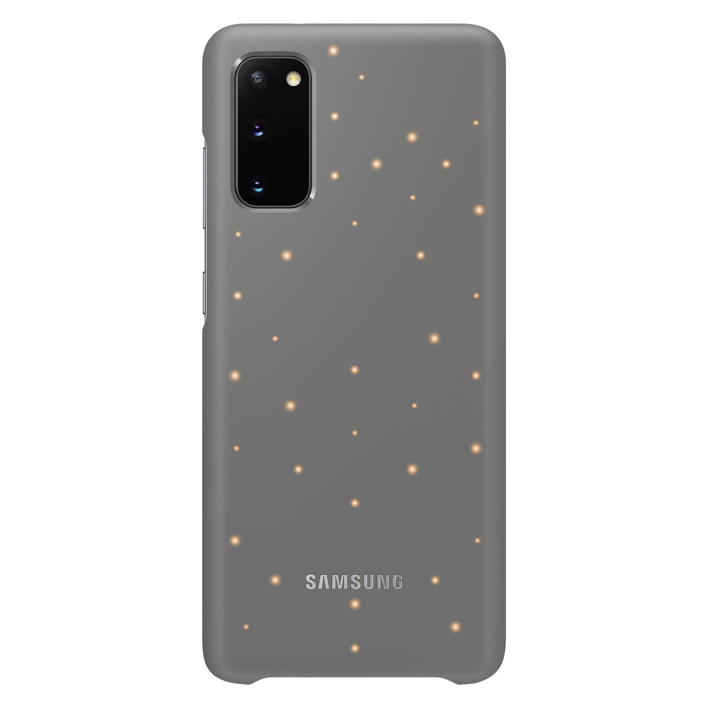 Samsung kryt LED EF-KG980CJE pro Galaxy S20, šedá