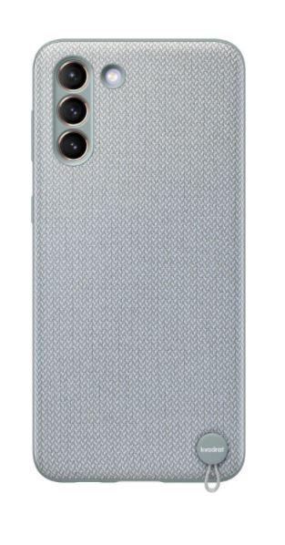 Samsung Ekologický zadní kryt z recyklovaného materiálu pro S21+ Mint Gray