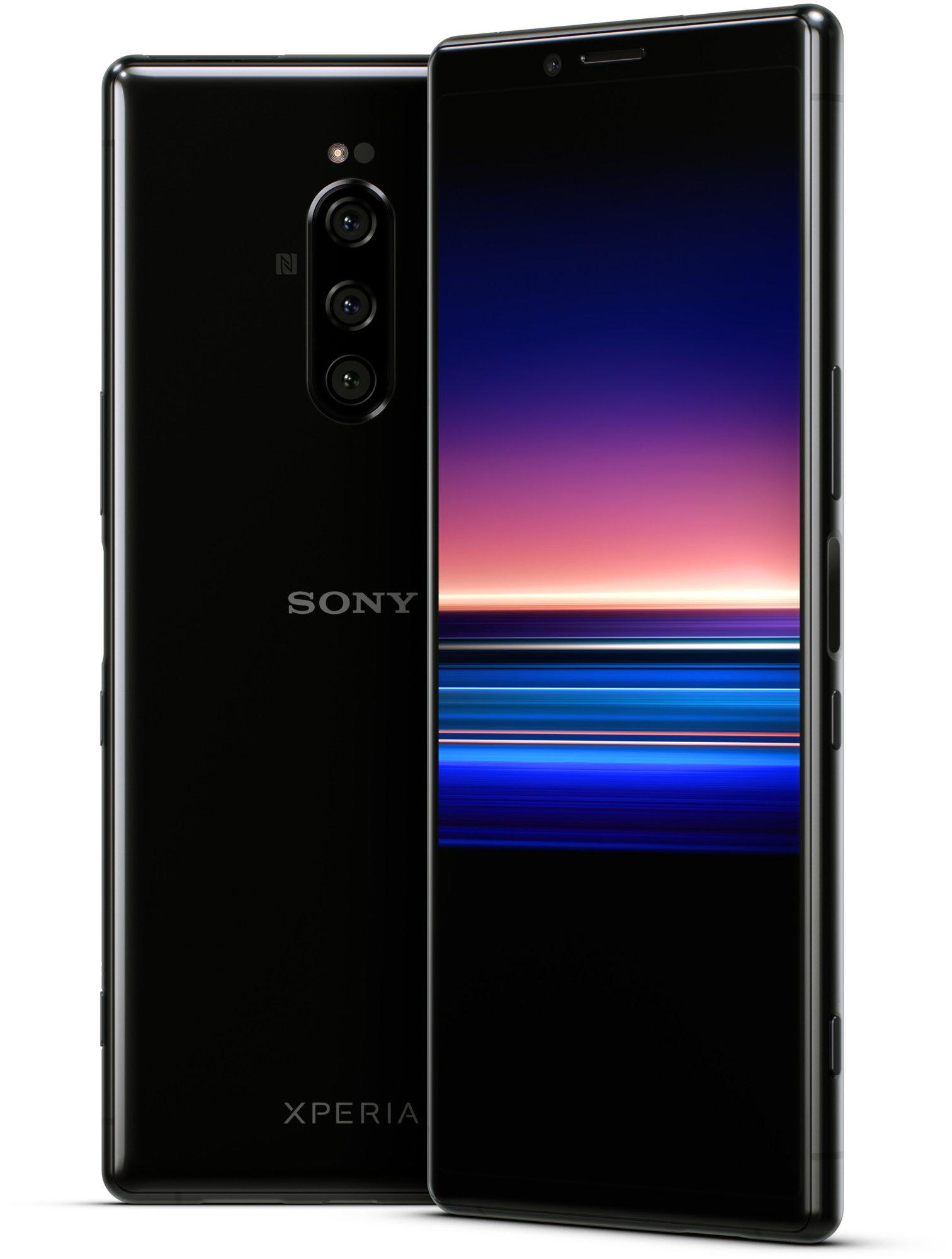 Sony Xperia 1 DualSim J9110 Black