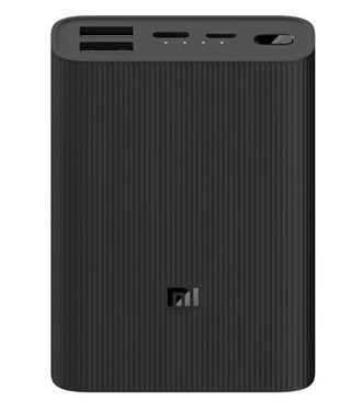 Xiaomi 10000mAh Mi Power Bank 3 Ultra Compact