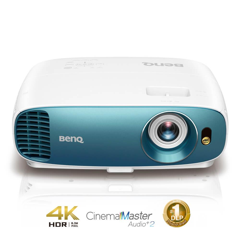 DLP Proj. BenQ TK800M- 3000lm,4K UHD,HDMI,USB, rep