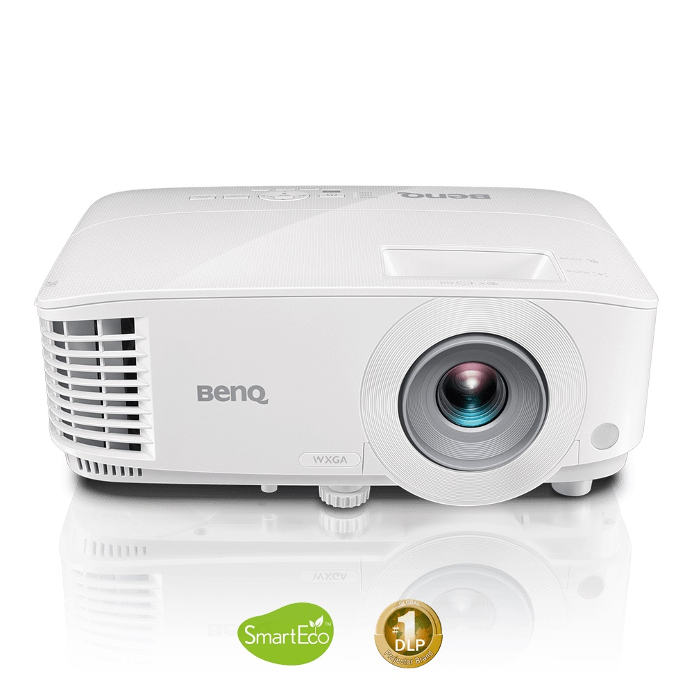 BENQ PRJ MW732 DLP; WXGA; 4000 ANSI lumen;16,000:1; 1.3X, HDMI ,LAN control (RJ45); USB Type A, ; Speaker 10W x1