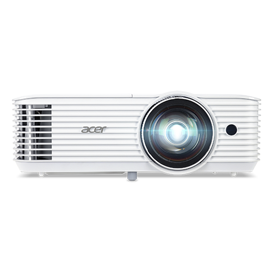 Acer DLP S1286H (ShortThrow) - 3500Lm, XGA, 20000:1, HDMI, VGA, USB, repro., bílý