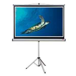 Projekční plátno se stativ NOBO, 150x100cm (16:10)