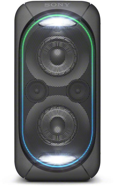 Sony Hi-Fi G-Tank GTK-XB60, USB,BT,NFC, černý