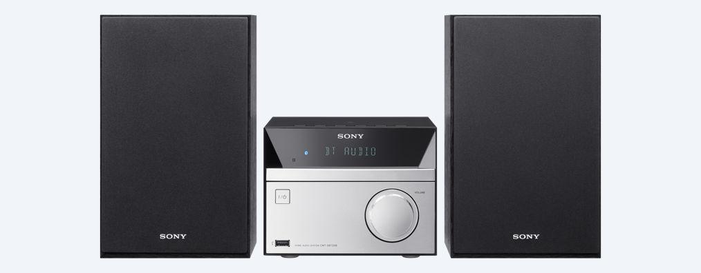 Sony mikro Hi-Fi systém CMT-SBT20B,BT,CD,DAB,12W
