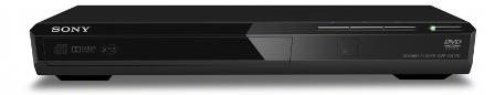 Sony DVD přehrávač DVP-SR170 černý