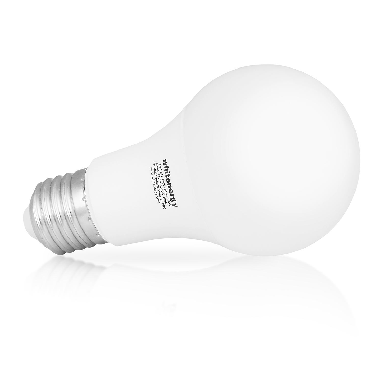 WE LED žárovka SMD2835 A60 E27 10W teplá bílá