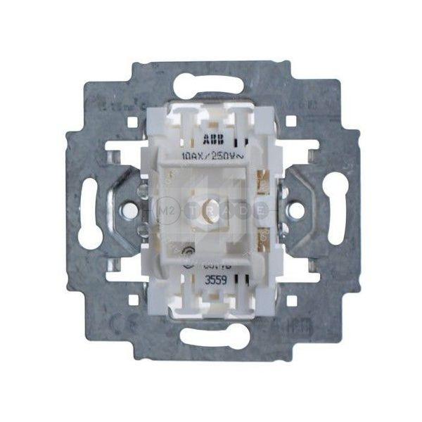 ABB přístroj spínače 6 (6So) střídavý bezšroubový