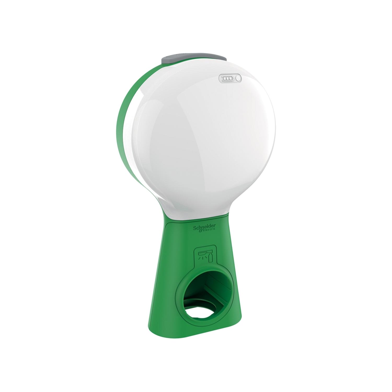 Lampa přenosná LED 0,7W 110lm solární panel AKU