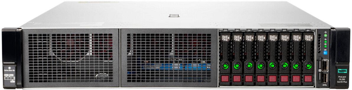 HPE DL385 Gen10+ 7302 1P 32G 8SFF Svr