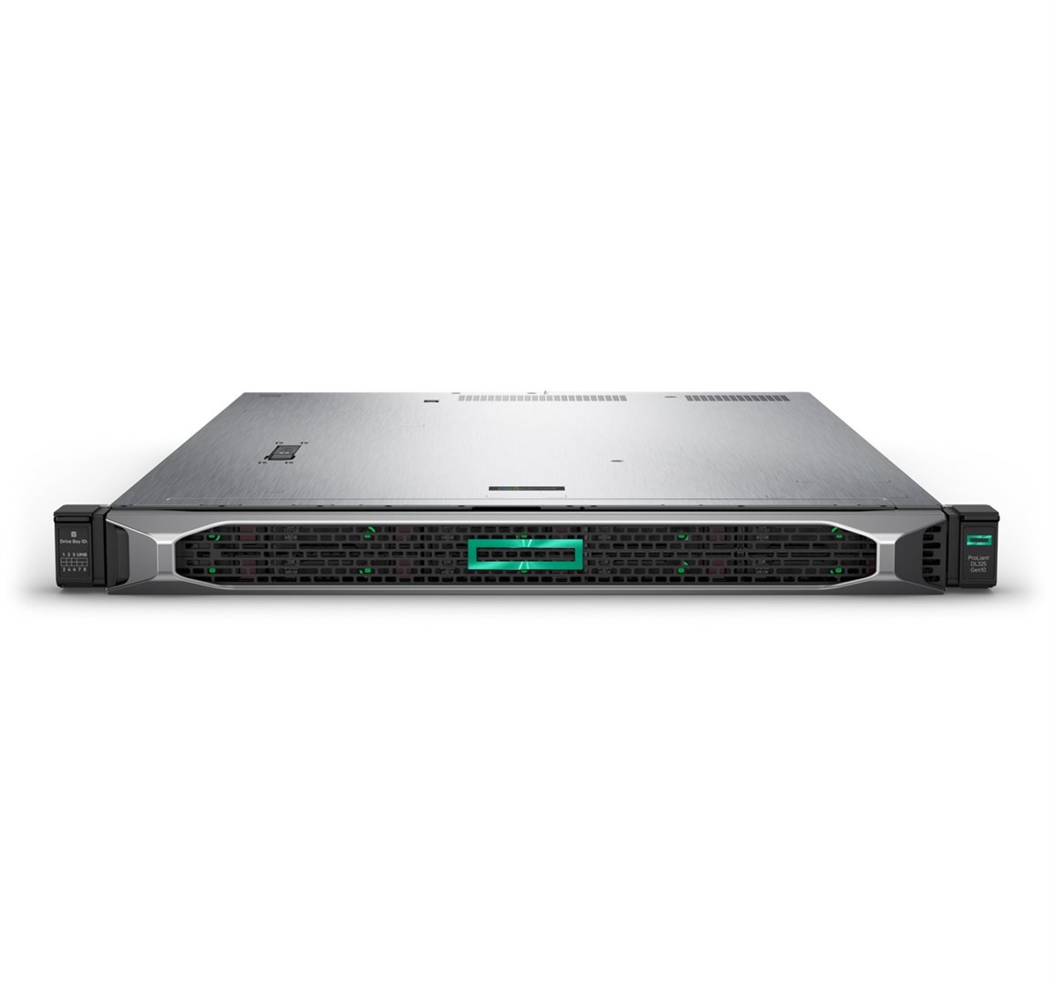 HPE DL325 Gen10 7262 1P 16G 8SFF Svr