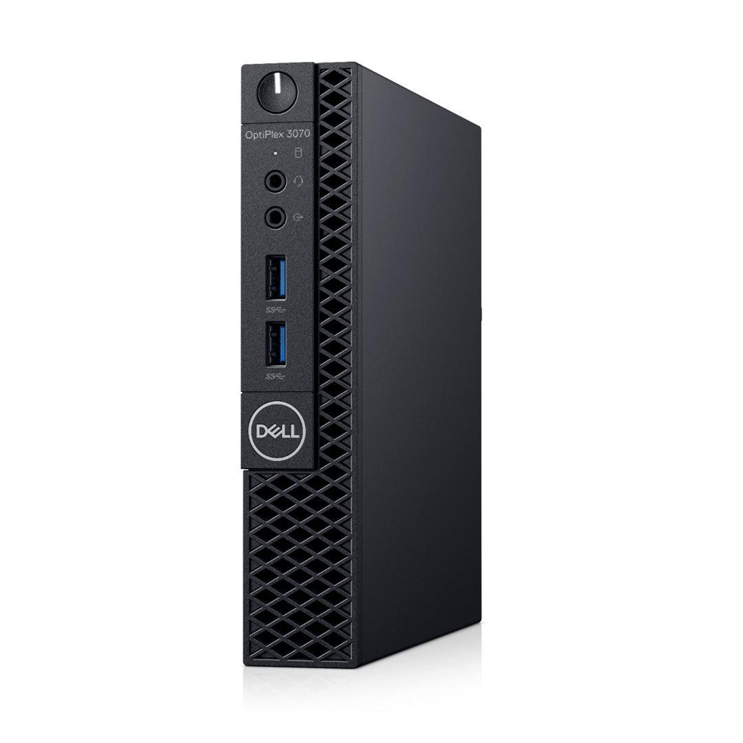Dell PC Optiplex MFF 3070 Micro i5-9500T/8GB/256GB SSD M2/WiFi/65W/W10P