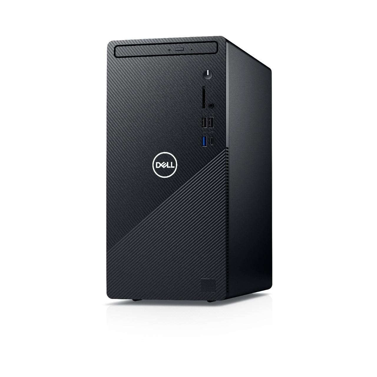 Dell Inspiron DT 3881 i7-10700/8GB/512GB/GTX1650-4GB/DVD/W10Home/2RNBD/Černý