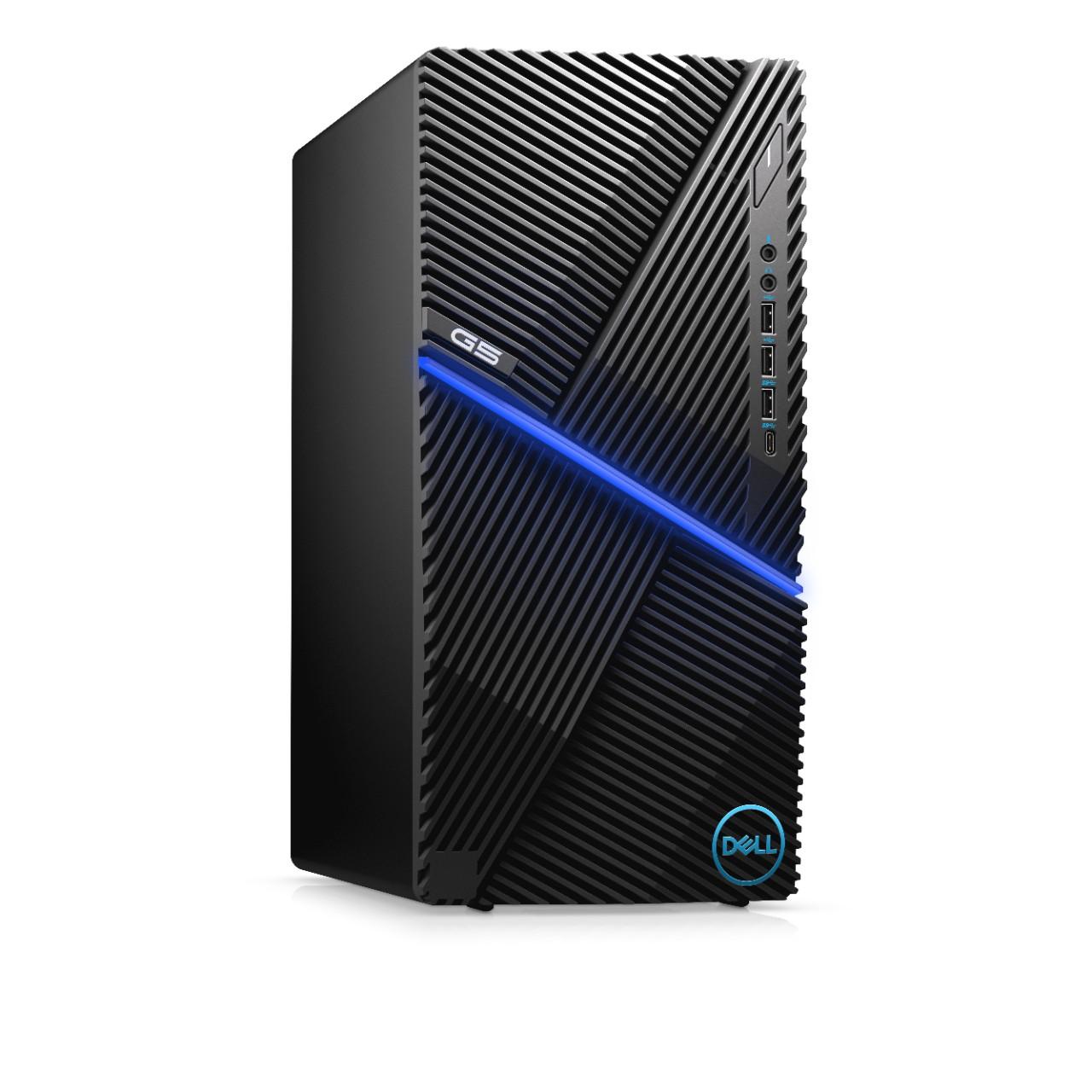 Dell G5 5000 DT i5-10500F/8GB/512GB/GTX1660/W10Home/2RNBD/Černý