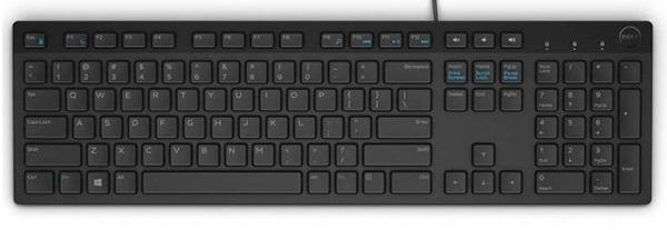 Dell klávesnice, multimediální KB216, německá
