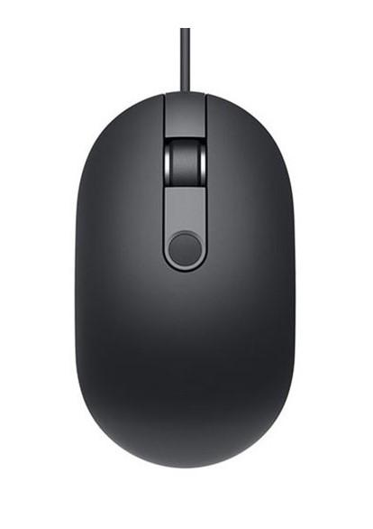 Dell myš, optická MS819, USB, černá - se čtečkou otisku prstu