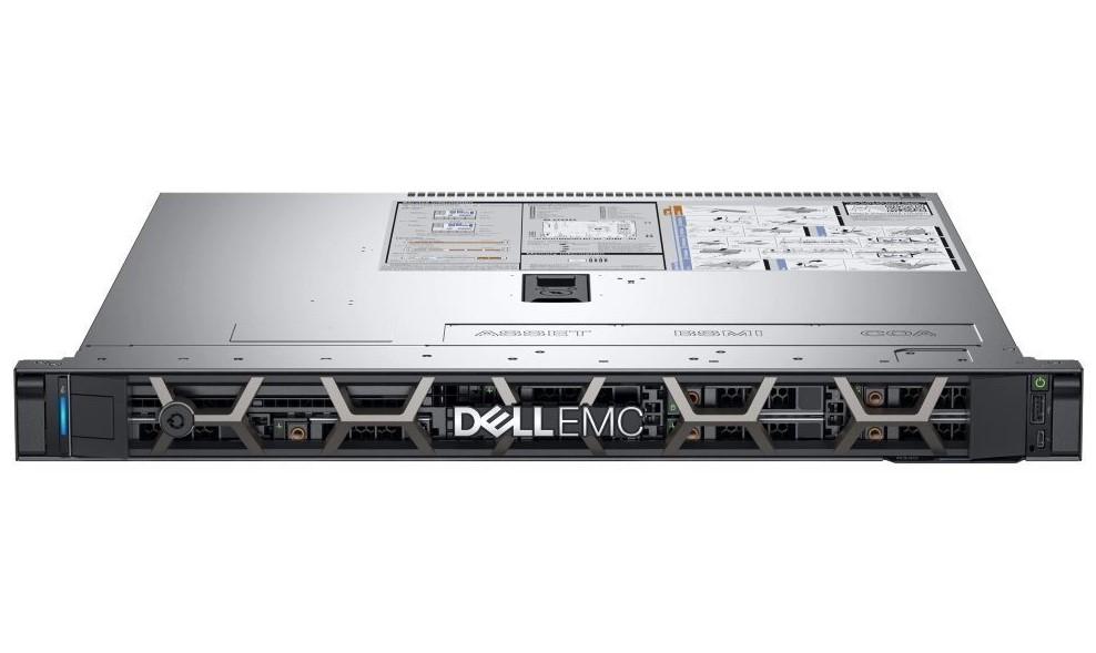 Promo do 30.7.! DELL server PowerEdge R340 E-2244G /16G /2x 600GB SAS 10K/H730+/iDRAC/2x350W/3N PrSu