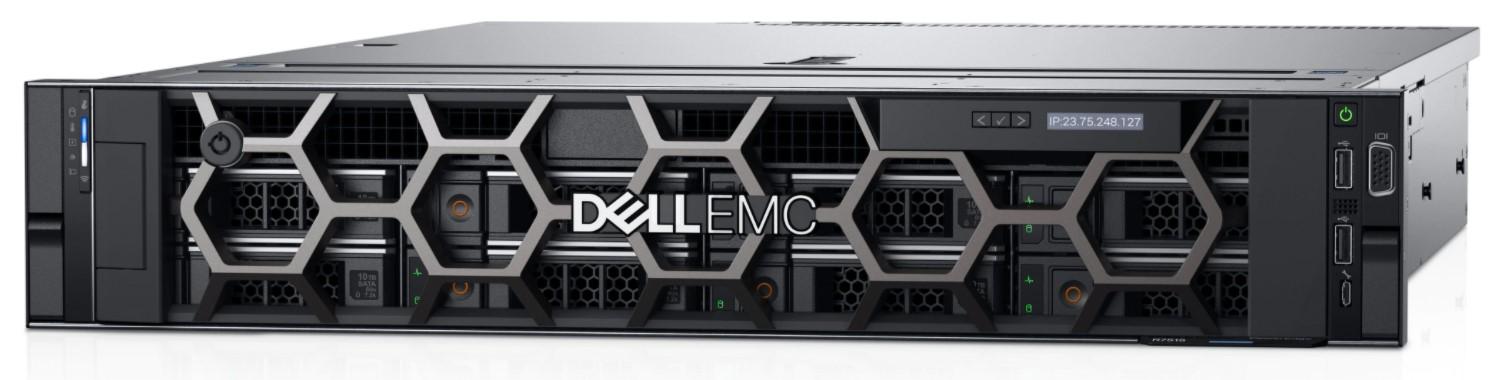 Dell R7515 AMD 7282/16G/1x480SSD/H730P/750W/3NBD