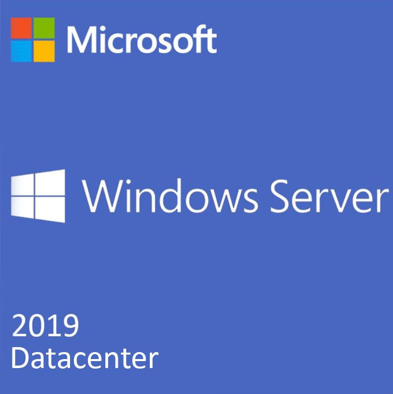 DELL Server 2019 Datacenter DOEM, 0CAL, 16core, ROK