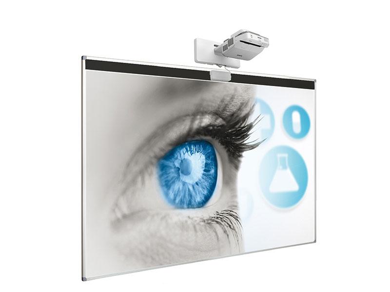 Projekční magnetická tabulle 128x201