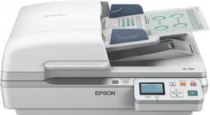 EPSON skener WorkForce DS-6500N, A4, 1200x1200dpi, NET, DADF