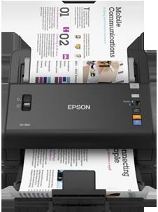 Epson WorkForce DS-860, A4, 600dpi, ADF, USB