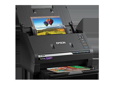 Epson FastFoto FF-680W, A4, 600 dpi,USB,LAN,Wi-Fi