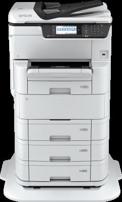 EPSON WorkForce Pro WF-C878RD3TWFC