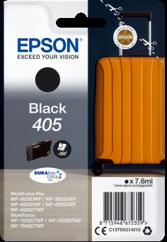 Epson Singlepack Black 405 DURABrite Ultra Ink