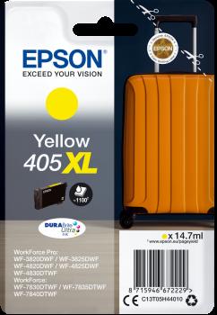 Epson Singlepack Yellow 405XL DURABrite Ultra Ink