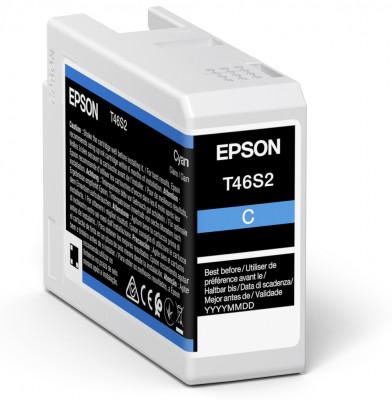 Epson Singlepack Cyan T46S2 UltraChrome Pro Zink