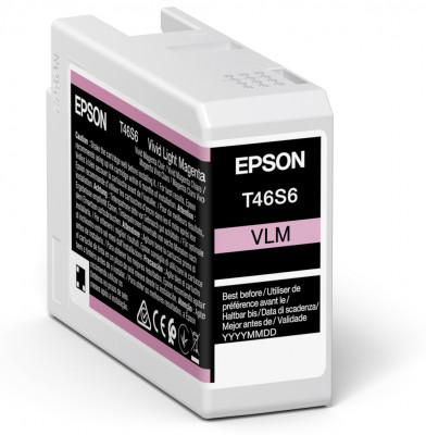 Epson Singlepack Vivid Light Magenta T46S6
