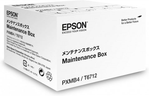 Epson Maintenance Box T6712