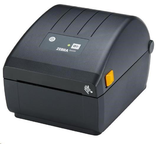 ZD220 TT -  203 dpi, USB, Dispenser (Peeler)