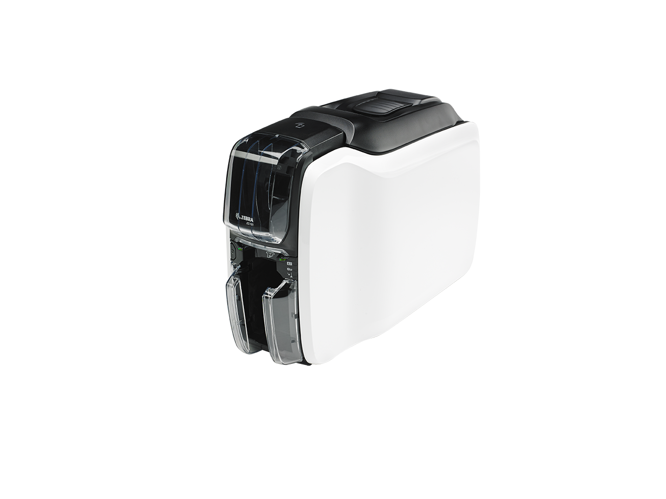 Zebratiskárna karet ZC100, Single Sided, USB