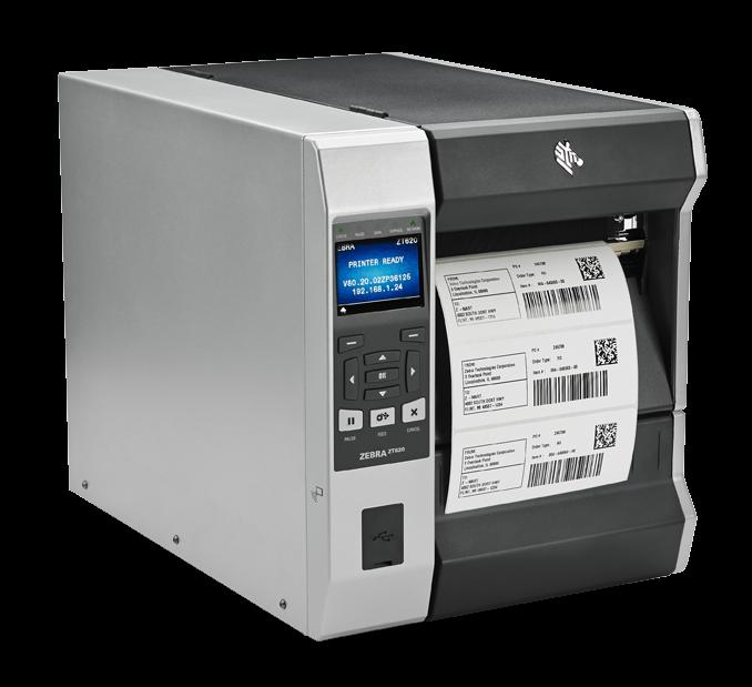 ZEBRA printer ZT610 - 300dpi, BT, LAN, Cutter