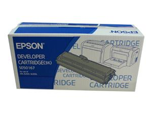 EPSON černý toner pro EPL-6200/N/L (3k stran)
