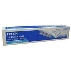 EPSON cyan toner pro Aculaser C4200 (8,5k stran)