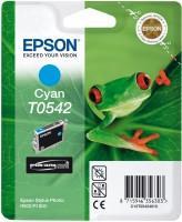 EPSON SP R800 Cyan Ink Cartridge T0542