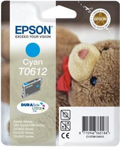 EPSON InkcyanStylus D68/D88/DX3850/DX4850 T0612