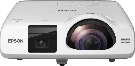 Epson EB-536Wi WXGA 3400 Ansi 16000:1 LAN HDMI