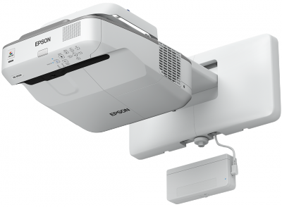 3LCD EPSON EB-680Wi WXGA 3200 Ansi 14000:1 + webkamera GUV3100 zdarma