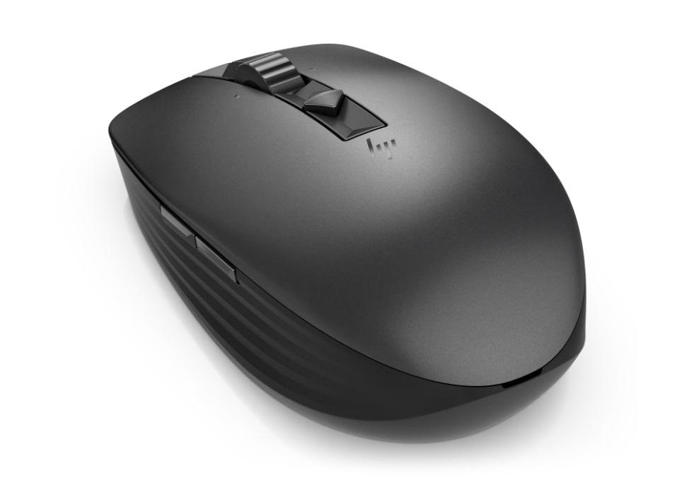 HP Multi-Device 635 bezdrátová černá myš laser