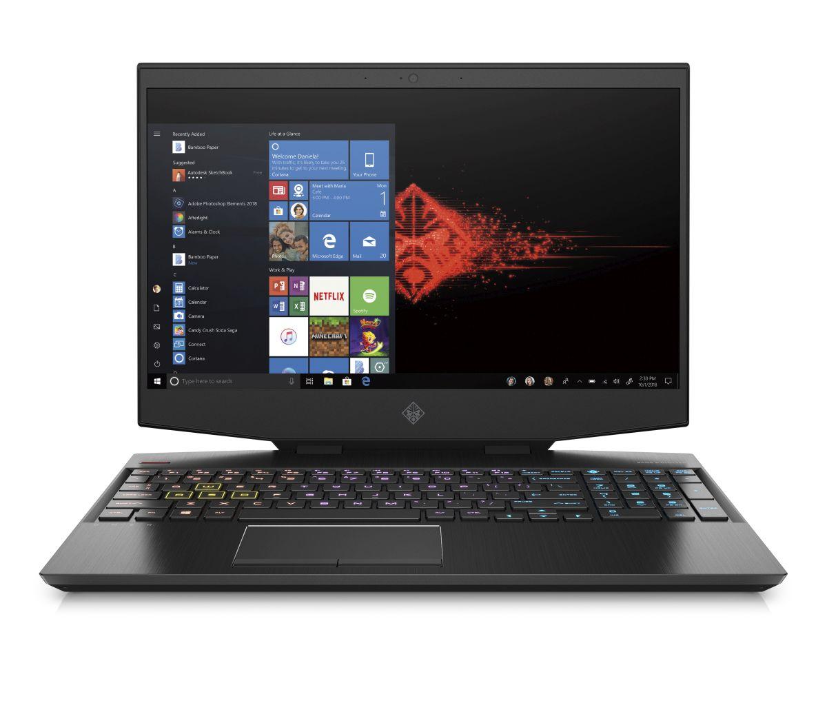 HP OMEN by HP 15-dh1001nc i7-10750H/32/1+512/