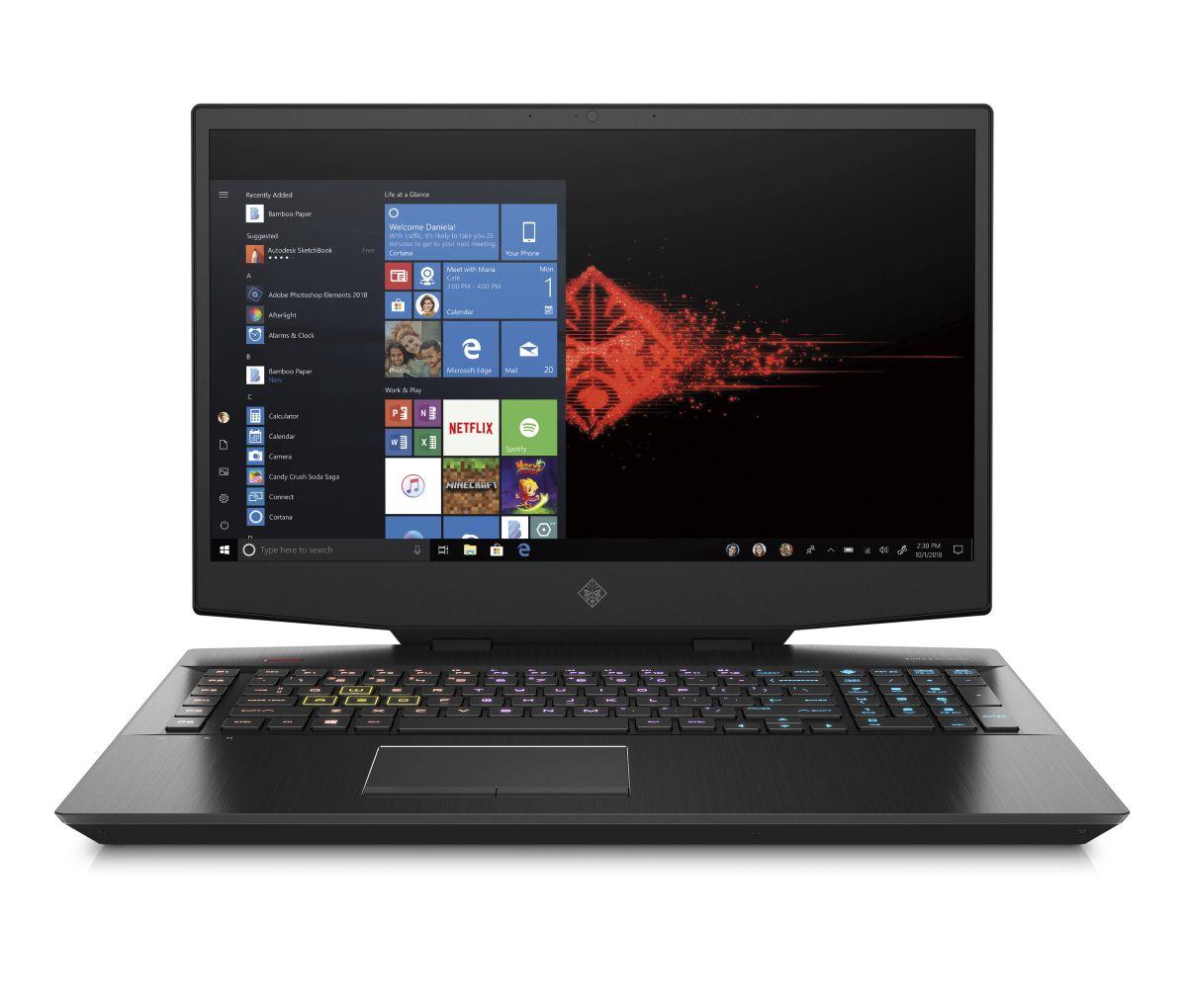 HP OMEN by HP 17-cb1006nc i7-10750H/16/1+512/W10