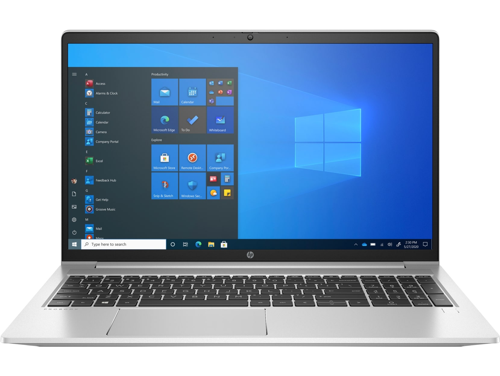 HP ProBook 450 G8 i3-1115G4 15.6 FHD UWVA 250 HD, 8GB, 256GB, FpS, ac, BT, Win10