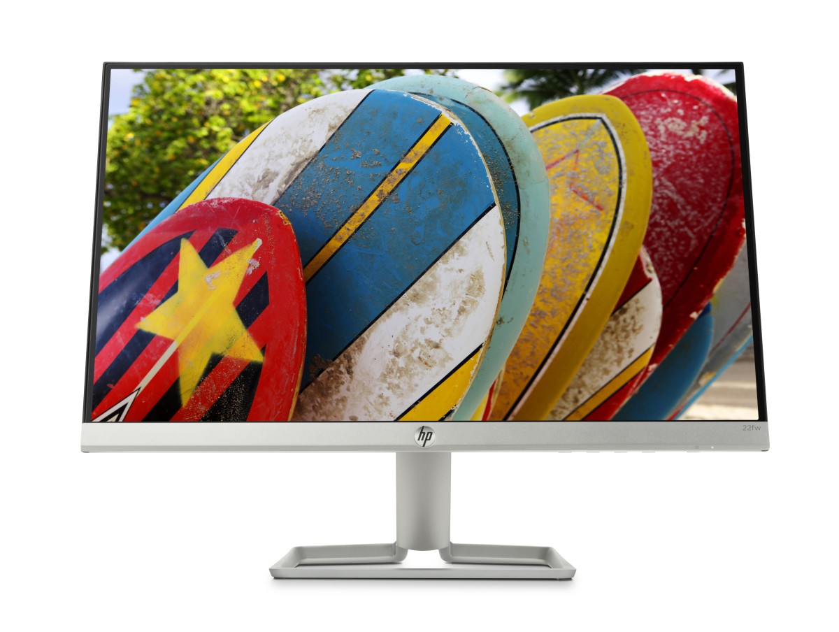 HP 22fw IPS FHD 1920x1080/1000:1/300/VGA/HDMI/5ms