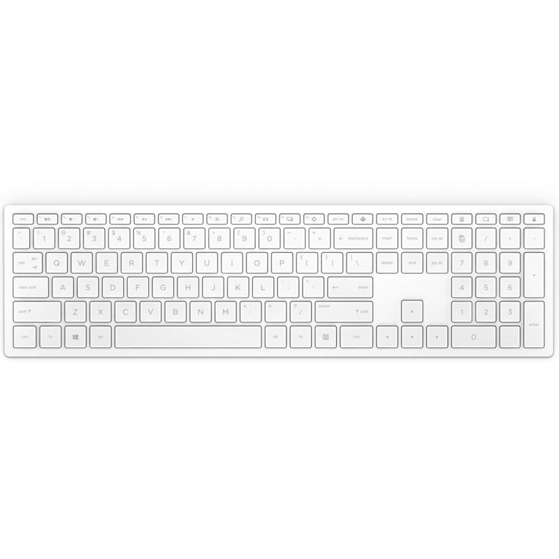 HP Pavilion Wireless Key 600 White HU